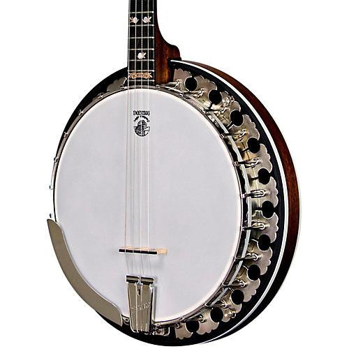 Deering Boston 17-Fret Tenor Banjo thumbnail