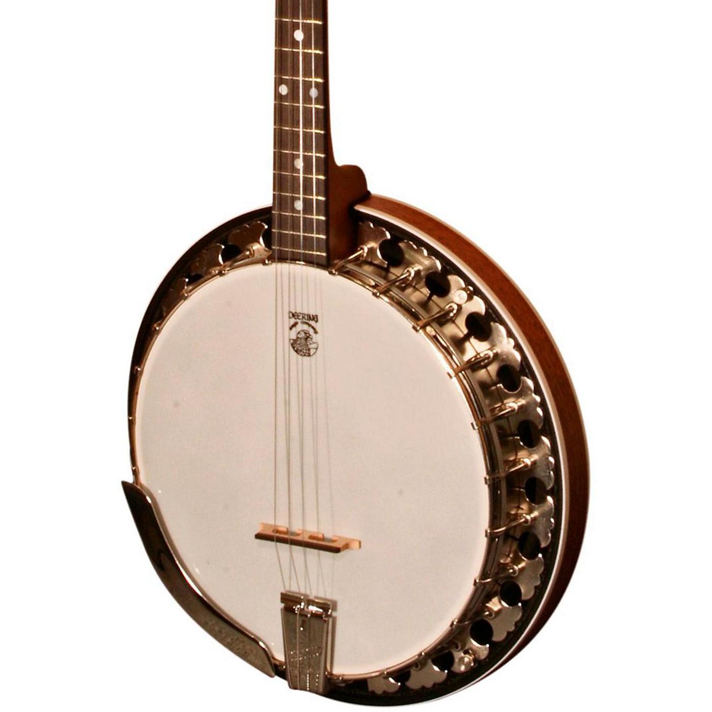Deering Boston 19-Fret Tenor Banjo thumbnail