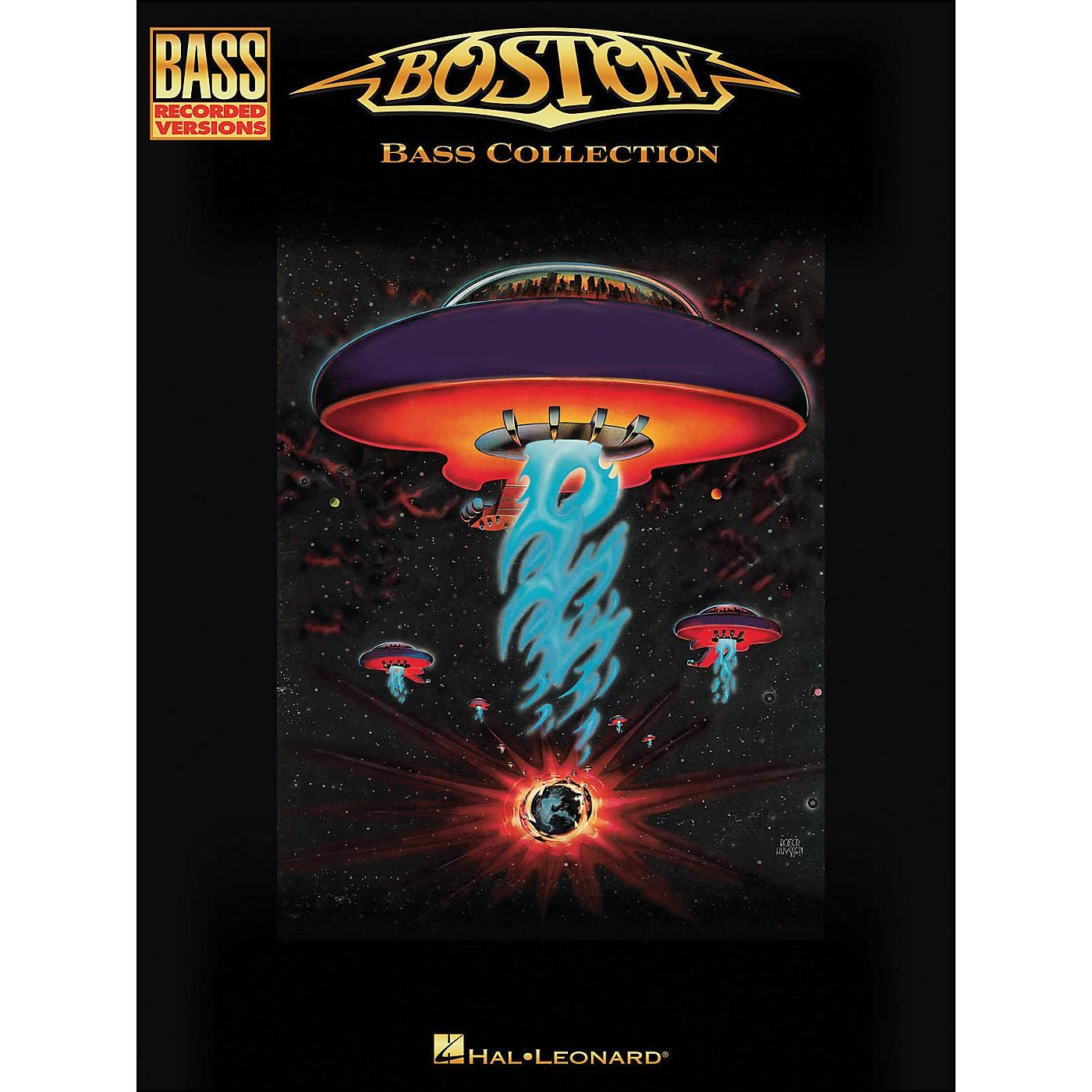 Hal Leonard Boston Bass Collection thumbnail