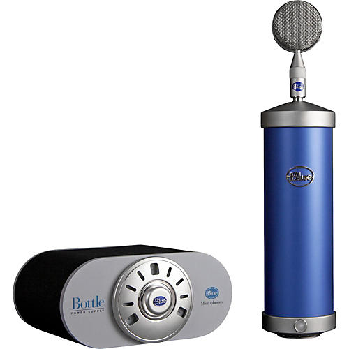 BLUE Bottle Microphone System with SKB Case thumbnail
