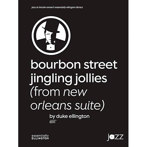 Alfred Bourbon Street Jingling Jollies Jazz Ensemble Grade 4 (Medium Advanced / Difficult) thumbnail