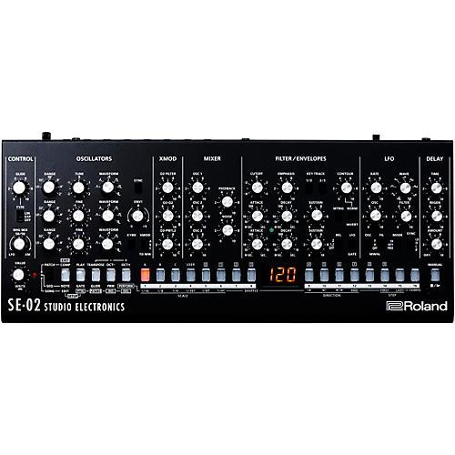 Roland Boutique SE-02 Analog Synthesizer thumbnail