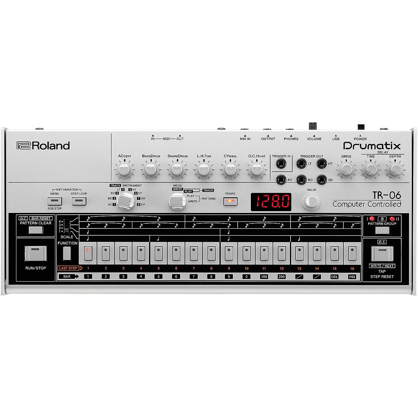 Roland Boutique TR-06 Drum Machine thumbnail