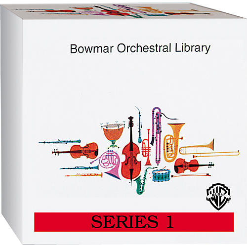 Alfred Bowmar Complete 36-CD Orchestral Library-thumbnail
