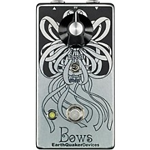 EarthQuaker Devices Bows - Germanium Preamp Overdrive Effects Pedal