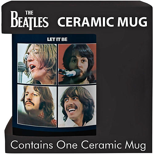 Boelter Brands Boxed Beatles Sublimated Mug - Let it Be thumbnail