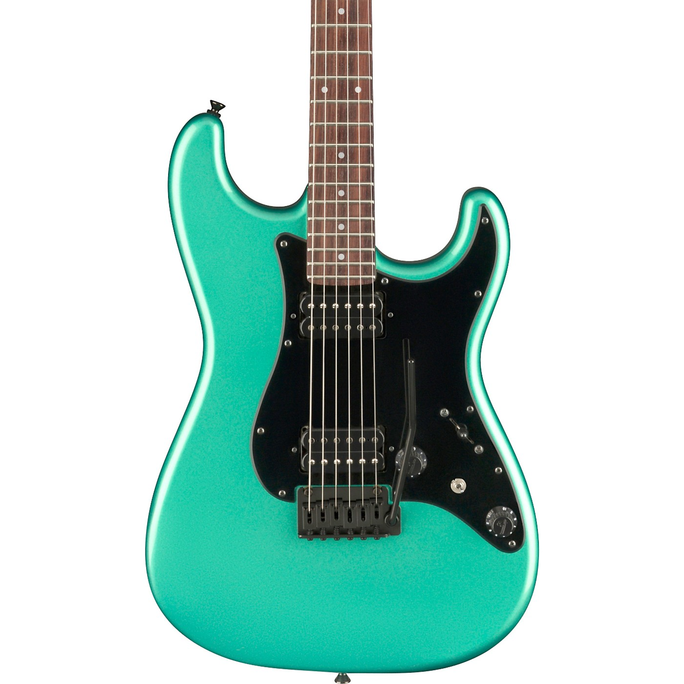 Fender Boxer Series Stratocaster HH Rosewood Fingerboard Electric Guitar thumbnail