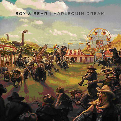 Alliance Boy & Bear - Harlequin Dream thumbnail