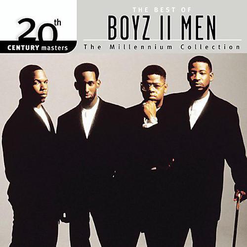 Alliance Boyz II Men - 20th Century Masters: Millennium Collection (CD) thumbnail