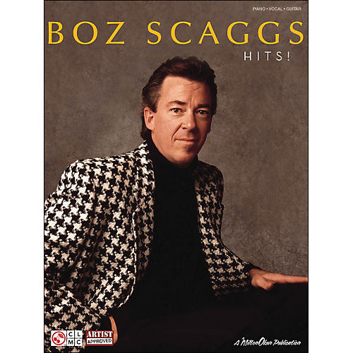 Cherry Lane Boz Scaggs Hits arranged for piano, vocal, and guitar (P/V/G)-thumbnail