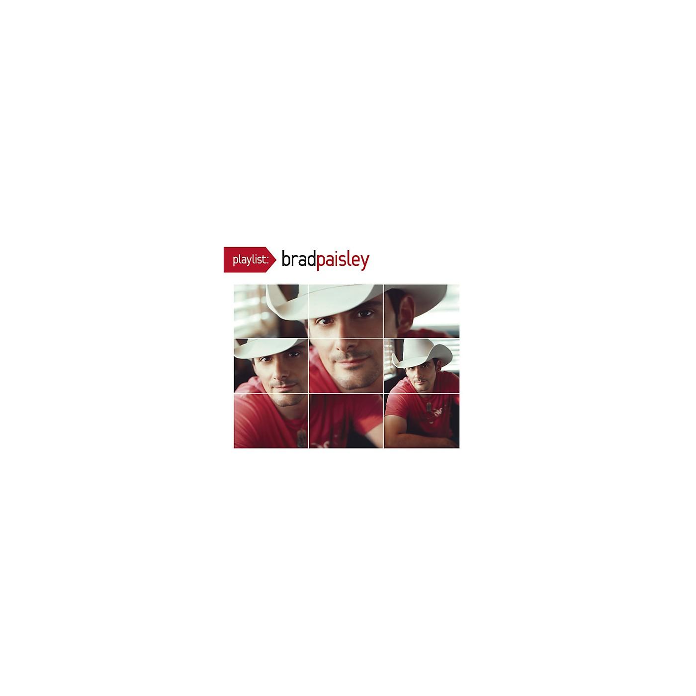 Alliance Brad Paisley - Playlist: Very Best of (CD) thumbnail