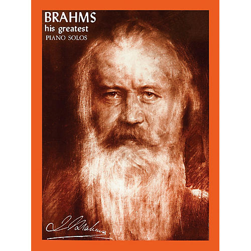 Ashley Publications Inc. Brahms - His Greatest His Greatest (Ashley) Series thumbnail