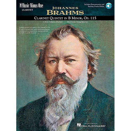 Hal Leonard Brahms Clarinet Quintet thumbnail