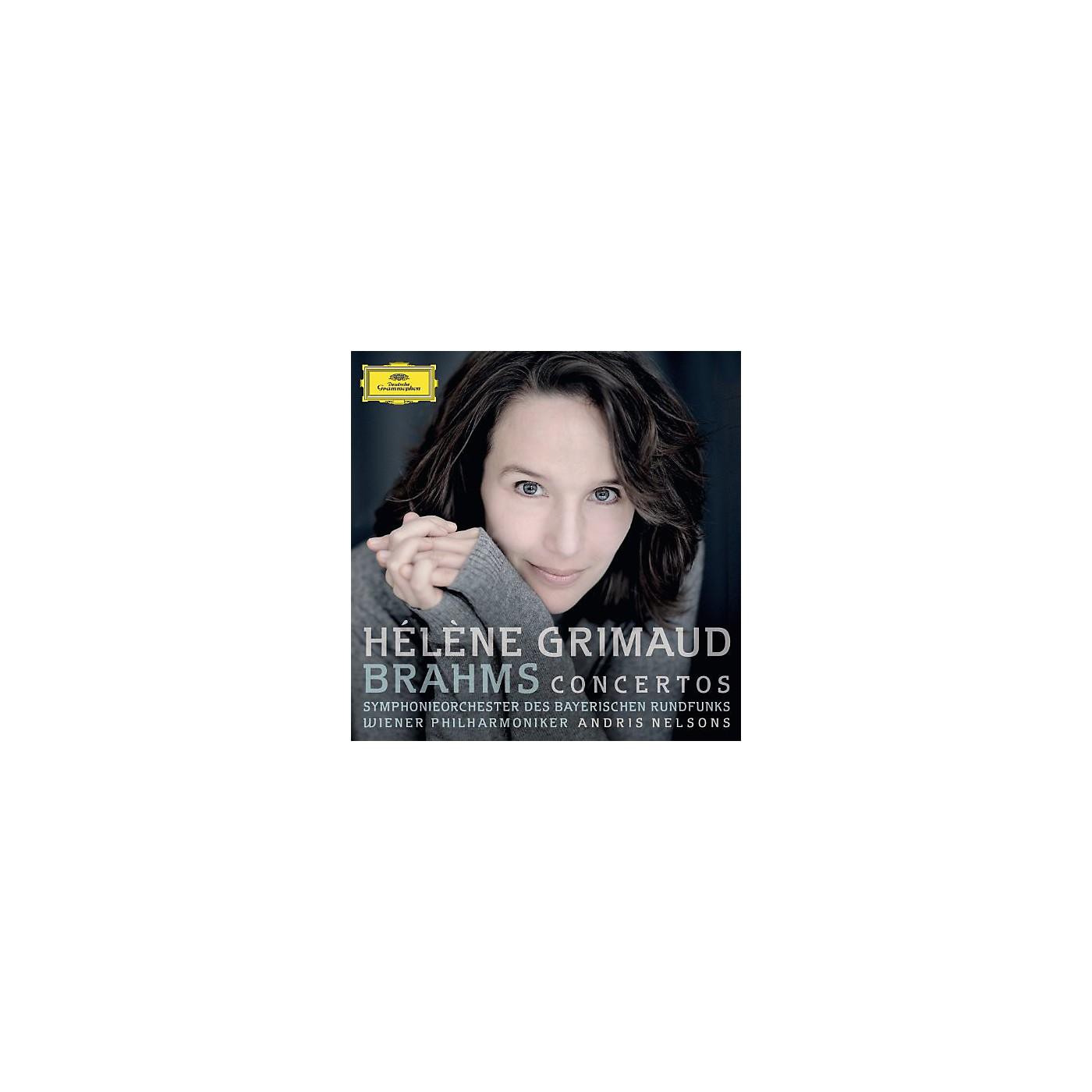 Alliance Brahms Concertos (Piano Ctos Nos 1 & 2) thumbnail