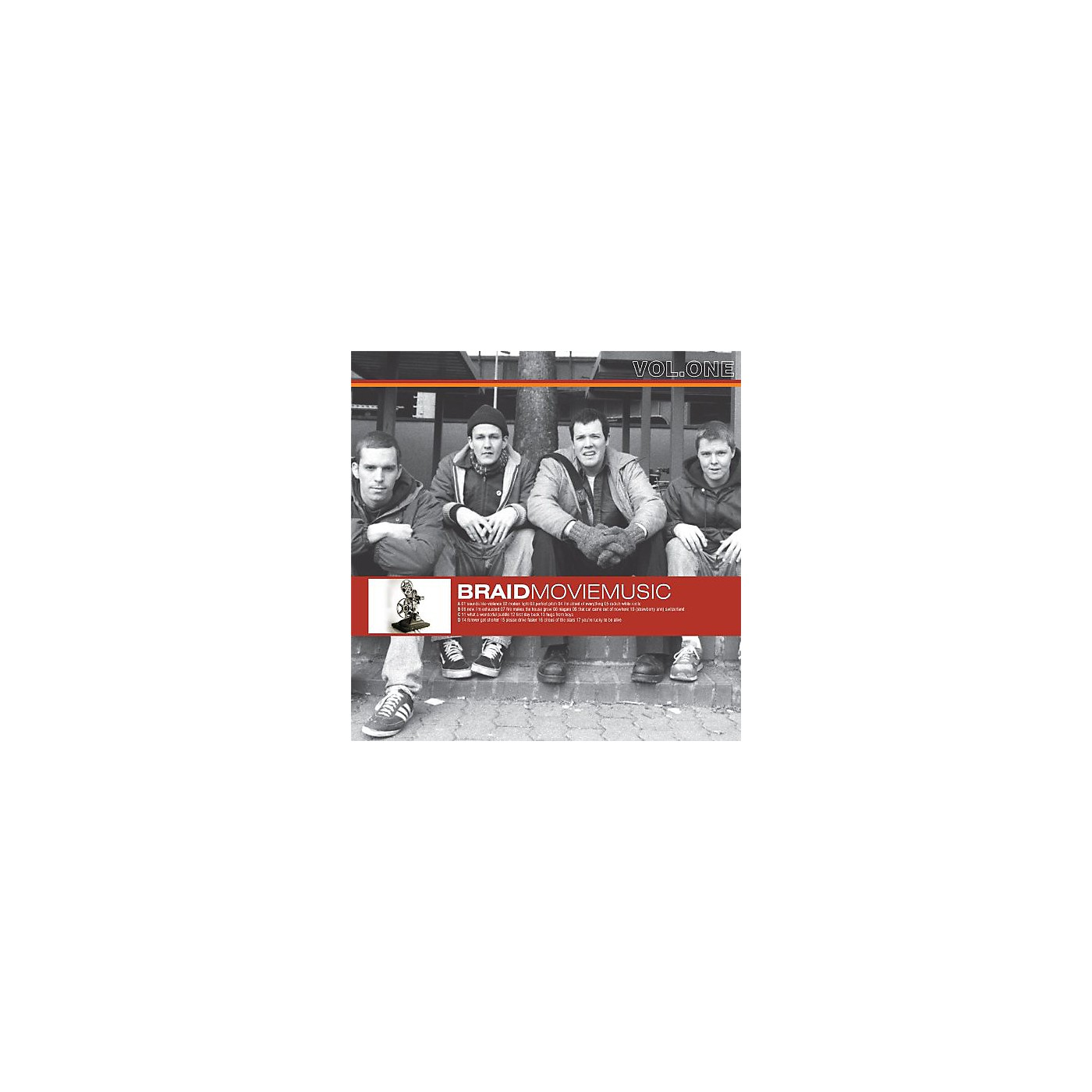 Alliance Braid - Movie Music, Vol. 1 thumbnail