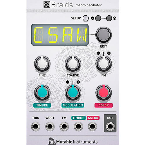Softube Braids by Mutable Instruments thumbnail