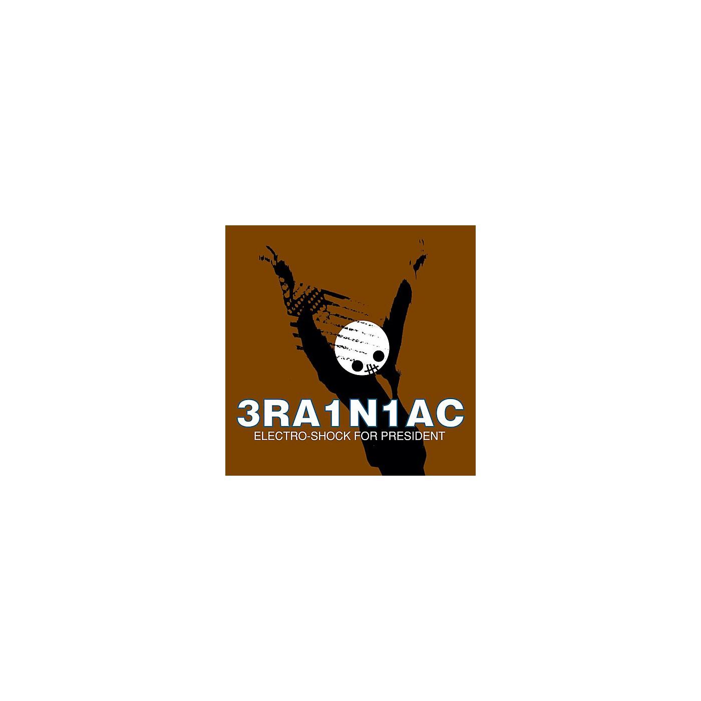Alliance Brainiac - Electro Shock For President (ep) thumbnail