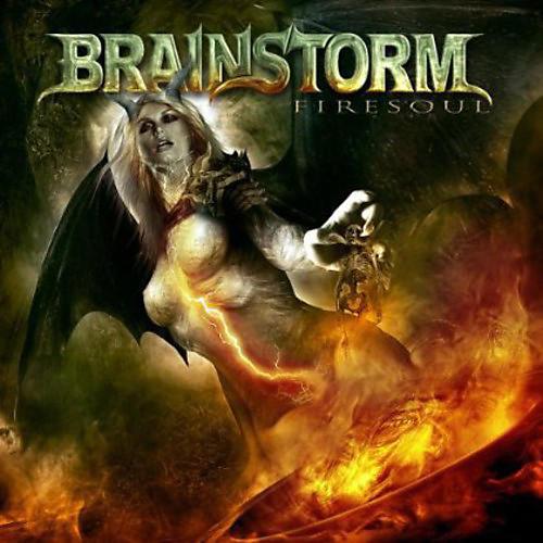 Alliance Brainstorm - Firesoul (Black Vinyl) thumbnail