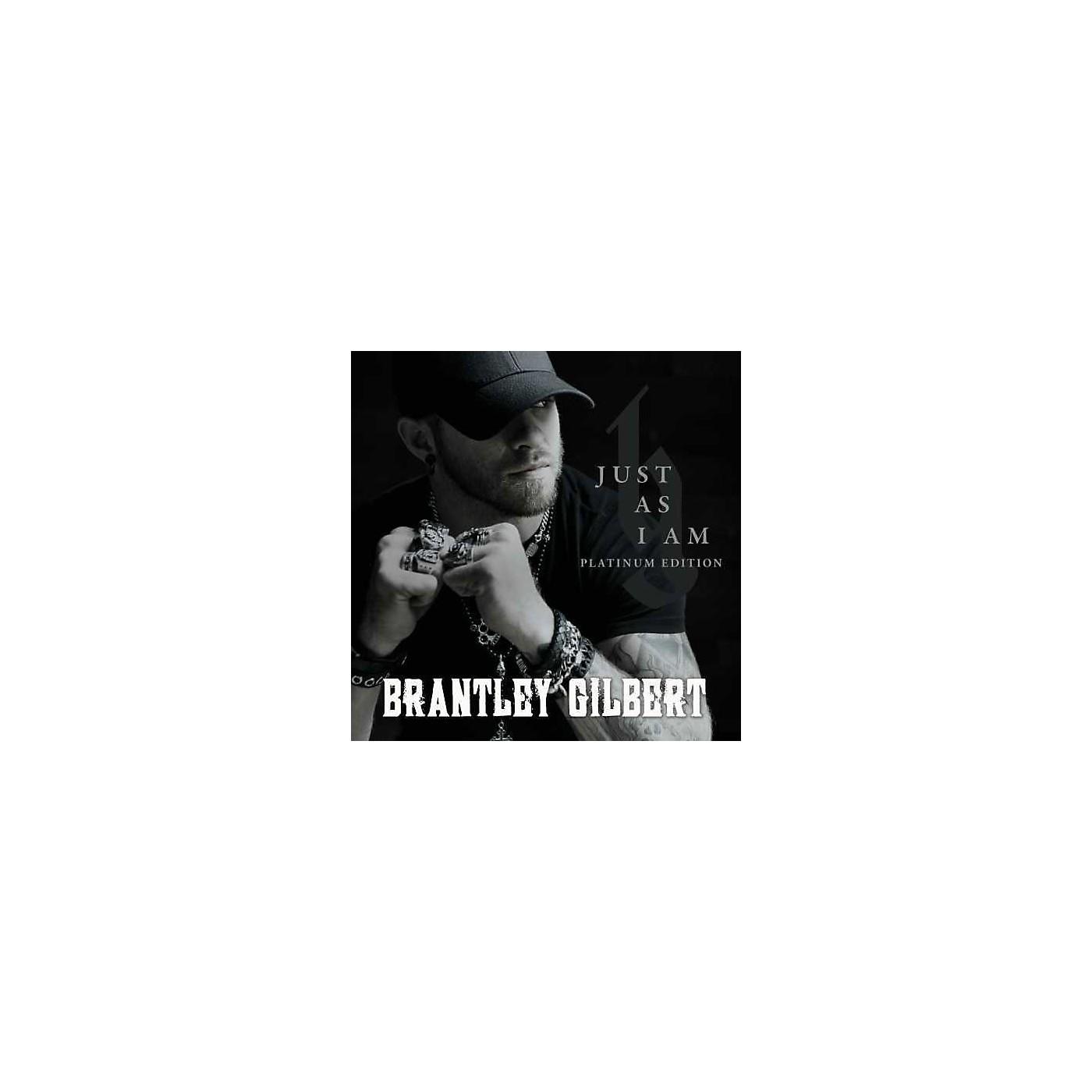 Alliance Brantley Gilbert - Just As I Am Platium Edition thumbnail