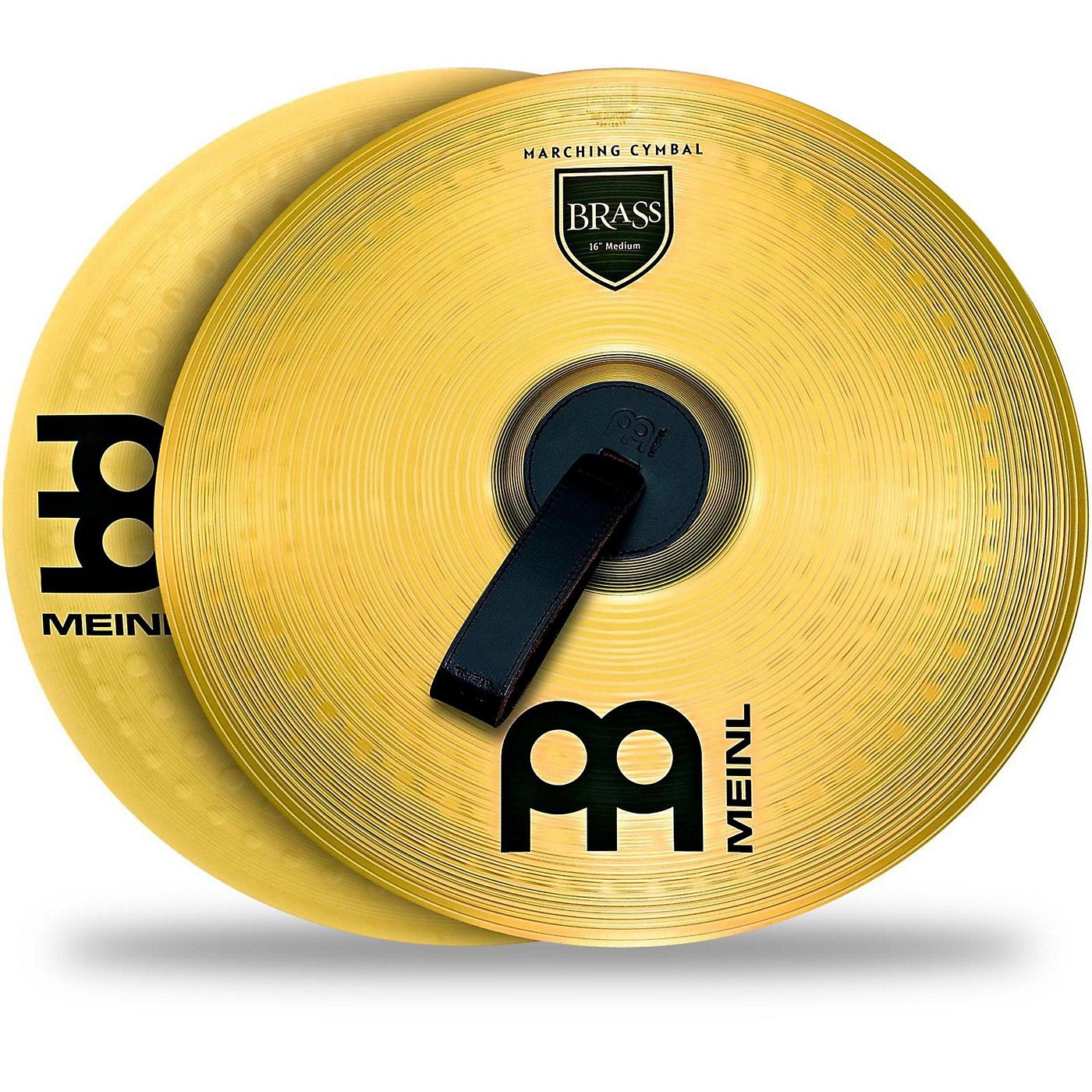 Meinl Brass Marching Cymbal Pair thumbnail