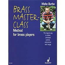 Schott Brass Master-Class (Method for Brass Players Book) Schott Series