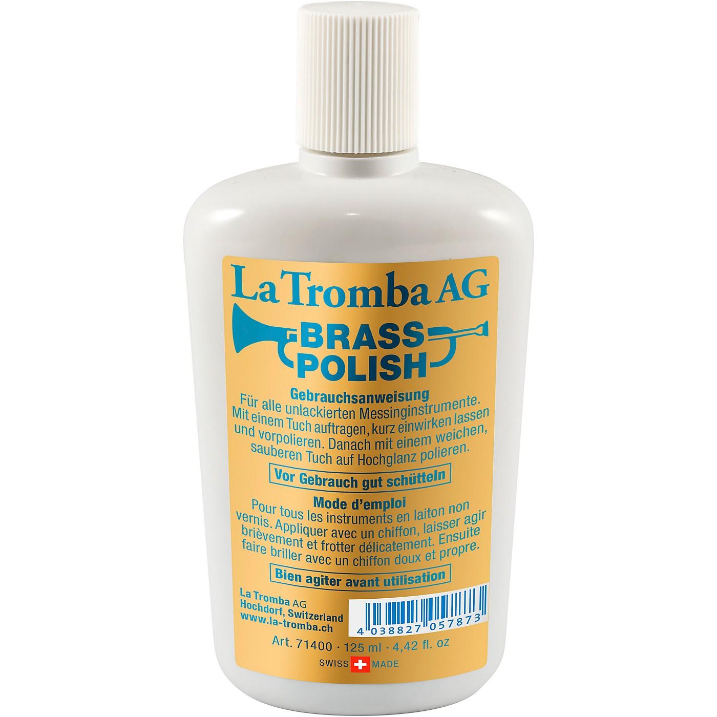 La Tromba Brass Polish 125 ml thumbnail