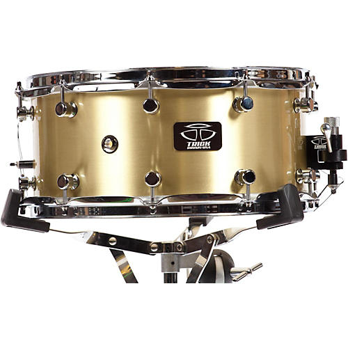 Trick Drums Brass Snare Drum thumbnail