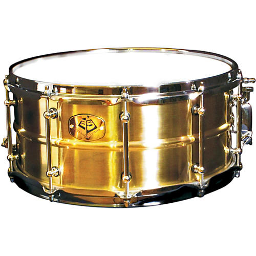 Eccentric Systems Design Brass Snare Drum thumbnail