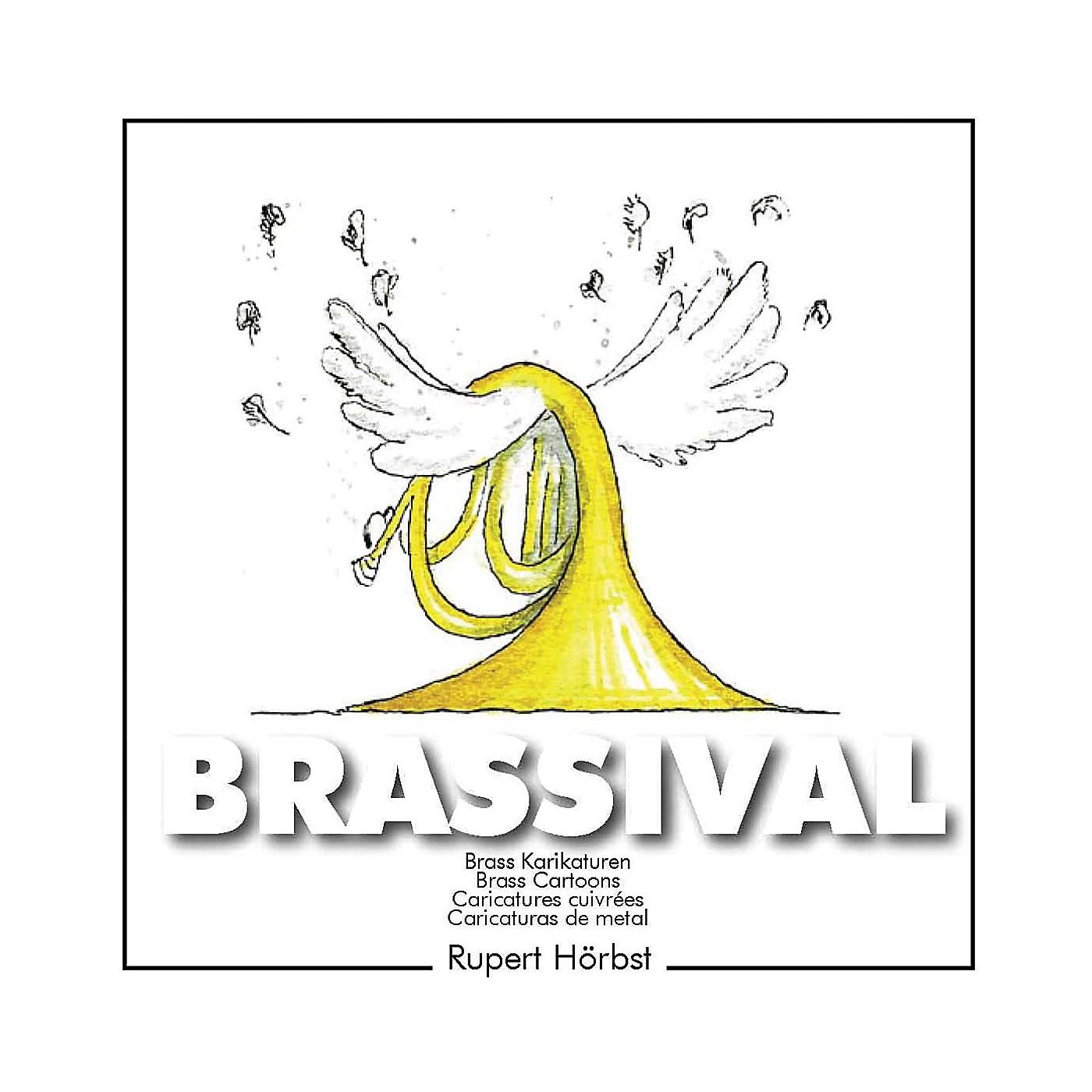 De Haske Music Brassival International Joke Book (German/English/French/Spanish) Concert Band thumbnail