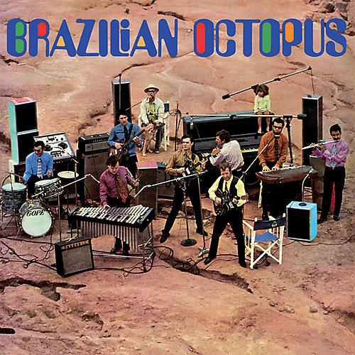 Alliance Brazilian Octopus - Brazilian Octopus thumbnail