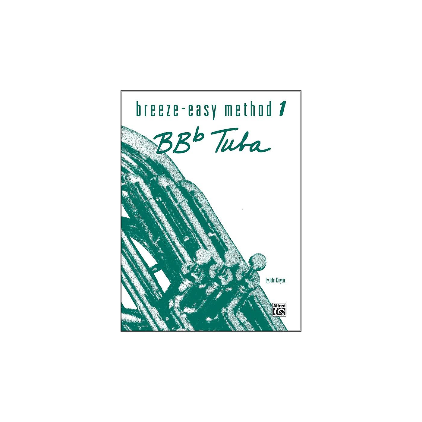 Alfred Breeze-Easy Method for BB-Flat Tuba Book I thumbnail
