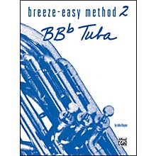 Alfred Breeze-Easy Method for BB-Flat Tuba Book II