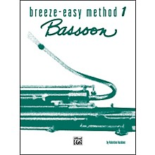 Alfred Breeze-Easy Method for Bassoon Book I