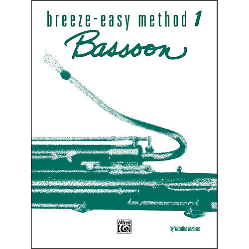 Alfred Breeze-Easy Method for Bassoon Book I thumbnail