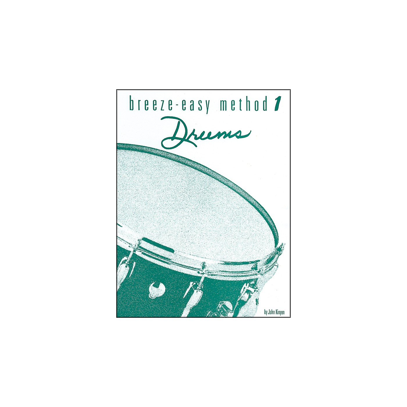 Alfred Breeze-Easy Method for Drums Book I thumbnail