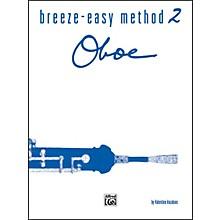 Alfred Breeze-Easy Method for Oboe Book II
