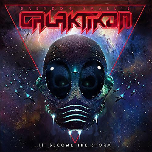 Alliance Brendon Small - Galaktikon II: Become The Storm thumbnail