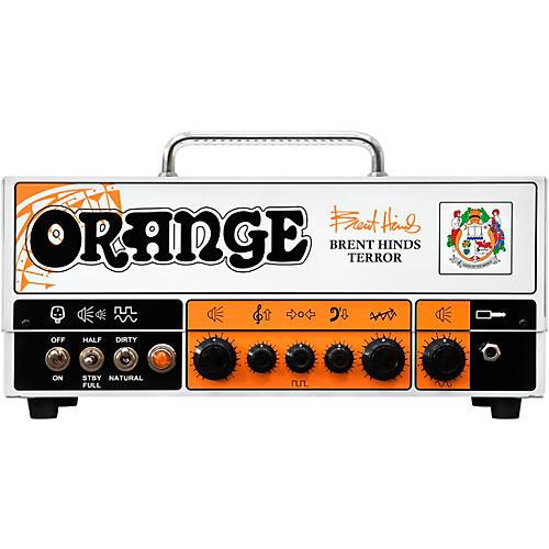 Orange Amplifiers Brent Hinds Terror 15W Tube Guitar Amp Head thumbnail