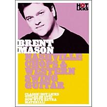 Hot Licks Brent Mason Nashville Chops and Western Swing Guitar (DVD)
