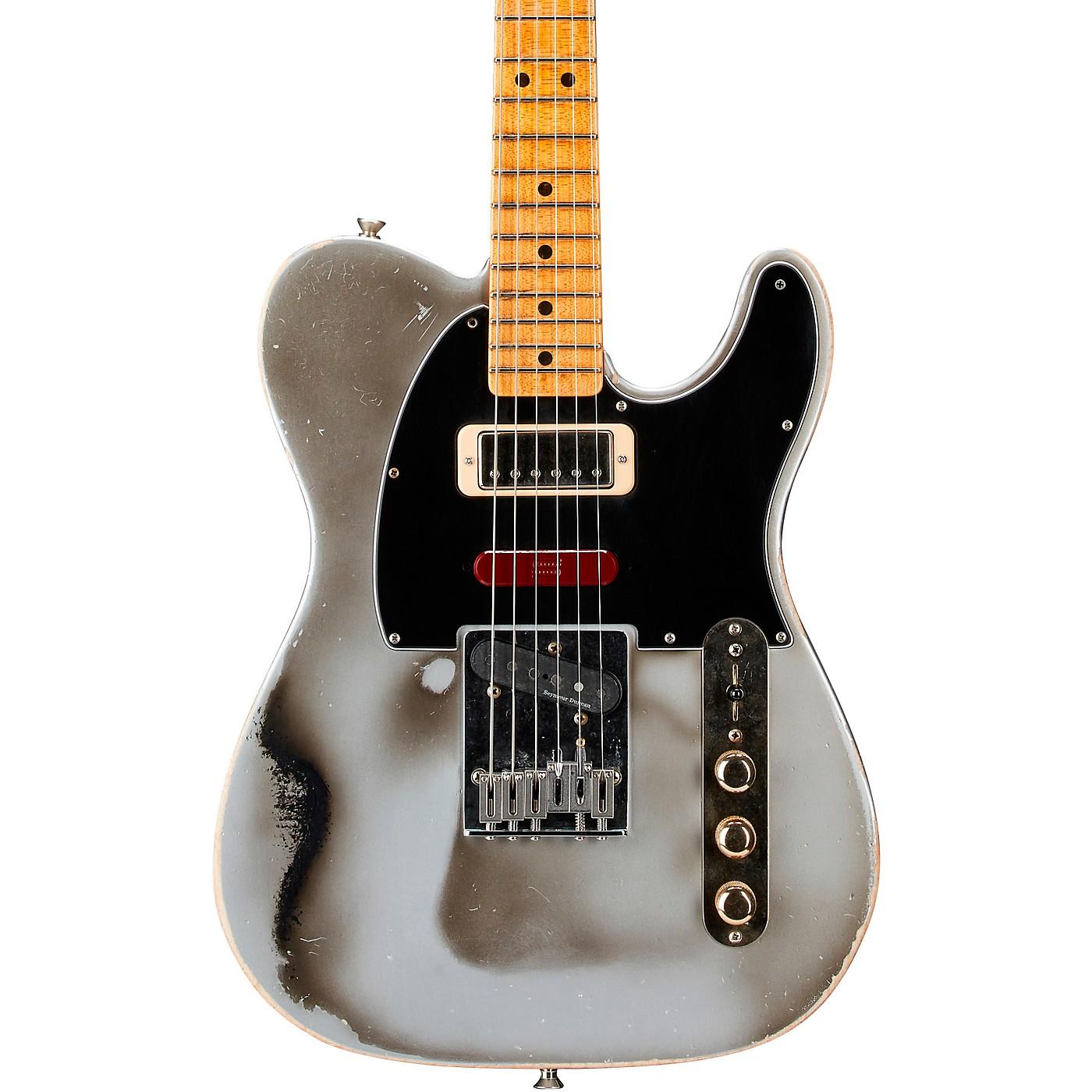 Fender Custom Shop Brent Mason Telecaster Electric Guitar Master Built by Kyle McMillan thumbnail