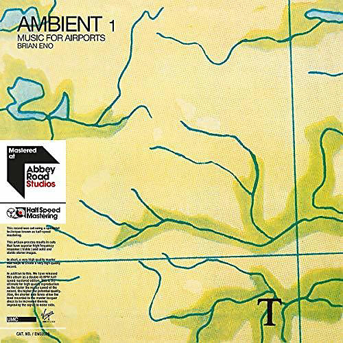Alliance Brian Eno - Ambient 1: Music for Airports thumbnail