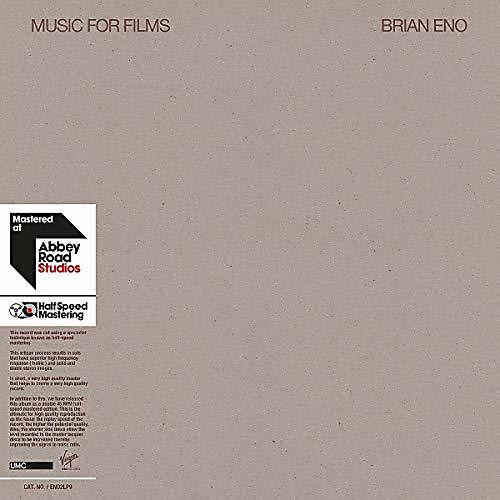Alliance Brian Eno - Music for Films thumbnail