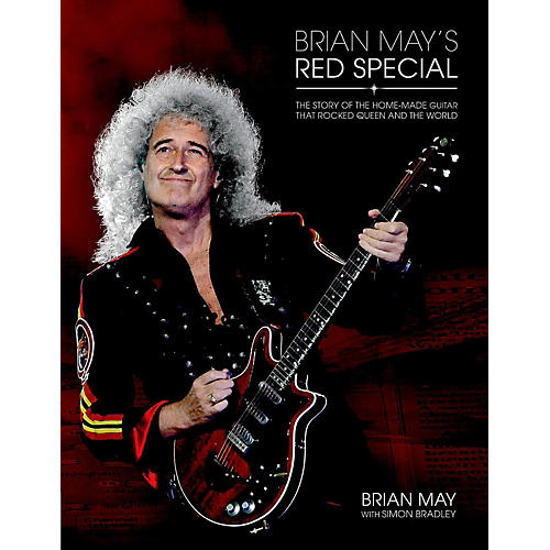 Hal Leonard Brian May's Red Special: The Story Of The Home-Made Guitar That Rocked Queen and The World thumbnail