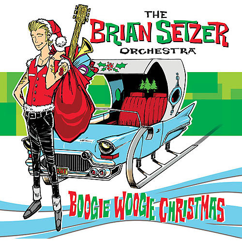Alliance Brian Setzer - Boogie Woogie Christmas thumbnail