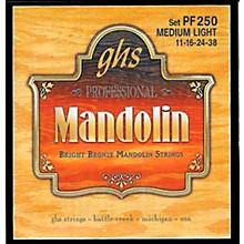 GHS Bright Bronze Mandolin Strings Medium Light