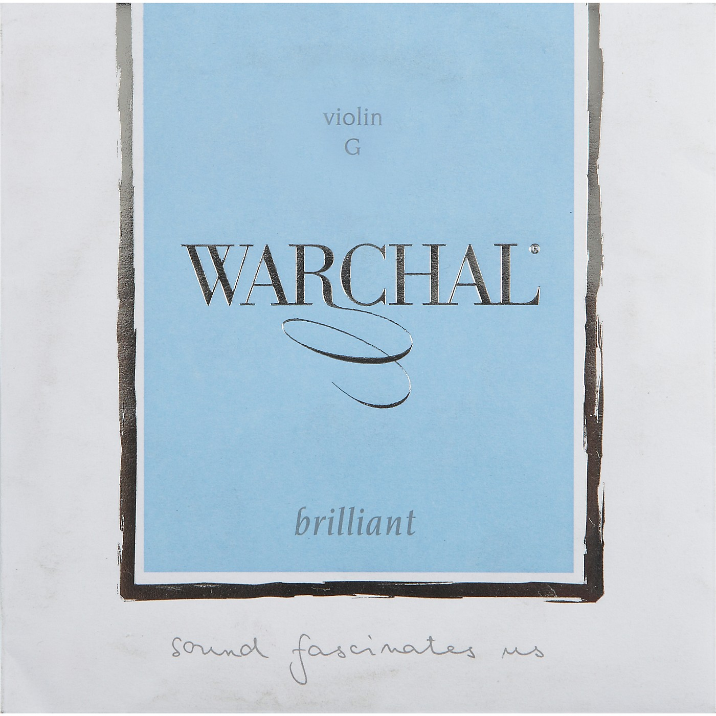 Warchal Brilliant 4/4 Size Violin Strings thumbnail