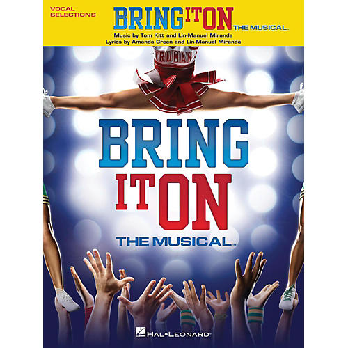 Hal Leonard Bring It On - Vocal Selections thumbnail