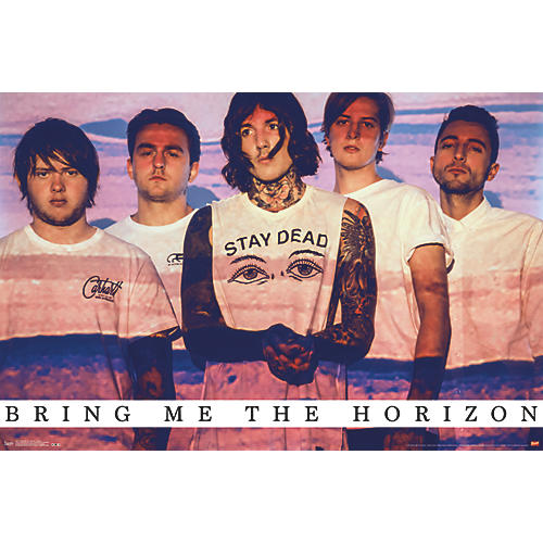 Trends International Bring Me The Horizon - Horizon Poster thumbnail