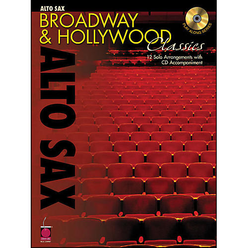 Cherry Lane Broadway And Hollywood Classics for Alto Sax-thumbnail