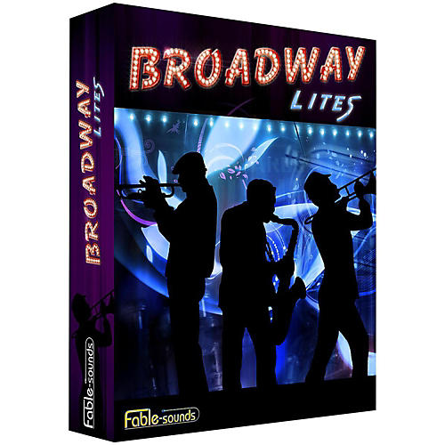 Fable Sounds Broadway Lites Software Download thumbnail